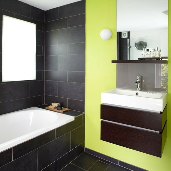 105 Wohnideen fr Badezimmer  Einrichtung Stile Farben