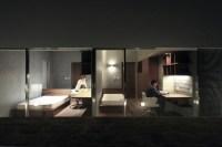 Beton Haus mit Flachdach von K2 - minimalistische ...