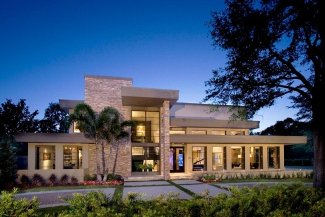 Prachtvolles Designer Haus In Florida- NeMo Von Phil Kean