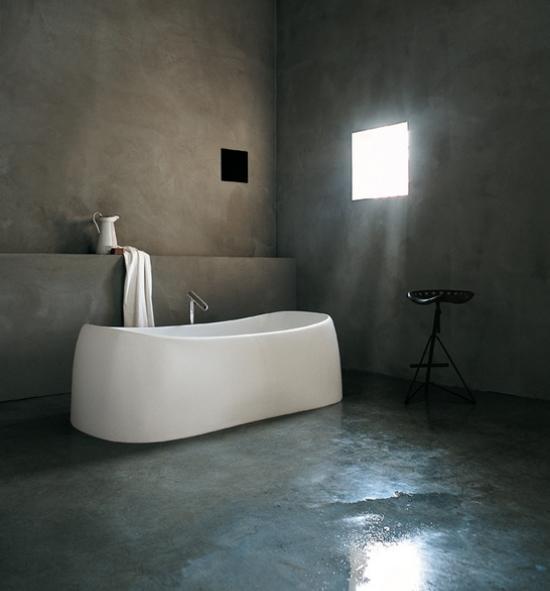 Moderne freistehende Badewanne  20 elegante Designs zum Verlieben