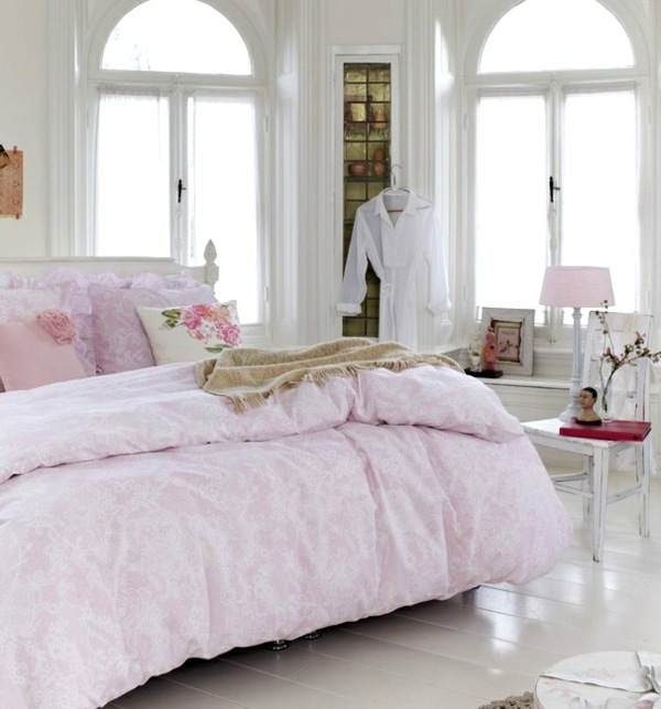 Pastell Schlafzimmer Farben  25 Ideen fr Farbgestaltung