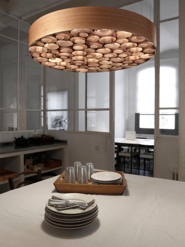 101 Ideen fr Auenund Innenbeleuchtung ausgefallene Designer Lampen
