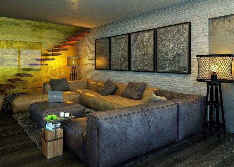 Wohnideen frs Wohnzimmer 125 Beispiele und Design Inspiration