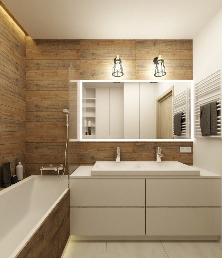 Badezimmer Wandverkleidung Fliesen Steinoptik Coole In Startseite