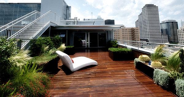 gemutlichen sitzbereich tipps fur modernes garten design - boisholz, Garten und Bauten