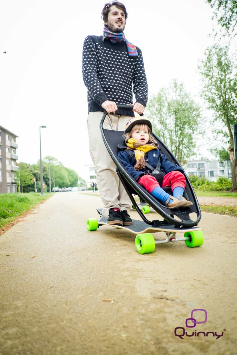 Designer Kinderwagen  Innovative Kombination mit