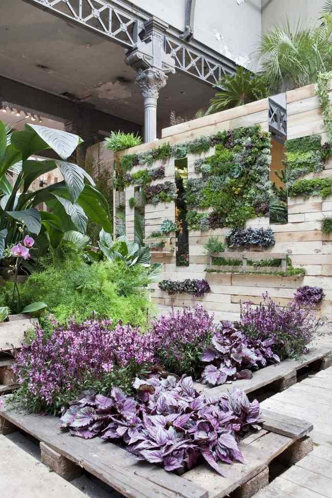 Mbel aus Holz Europaletten  Ideen fr Haus  Garten