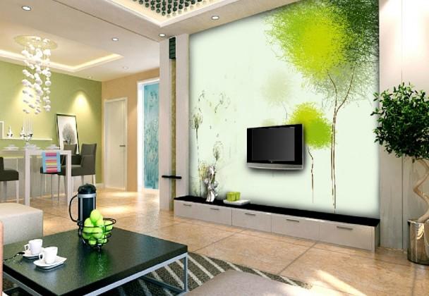 Wohnzimmer Farben Im Wohnzimmer Gruen Weiss L