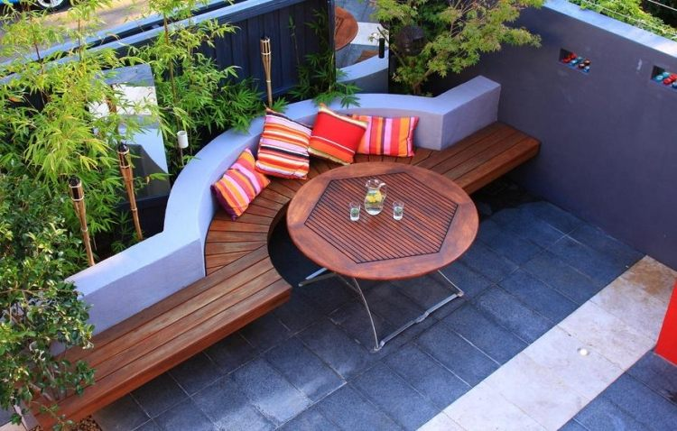 55 hervorragende Ideen fr Terrassengestaltung  Bilder