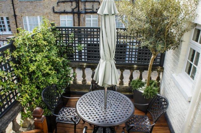 108 Gestaltungsideen fr Terrassen Dachterrasse  Balkon
