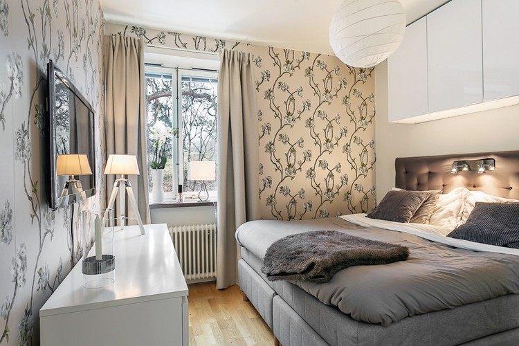 Kleines Schlafzimmer einrichten  25 Ideen fr Raumplanung
