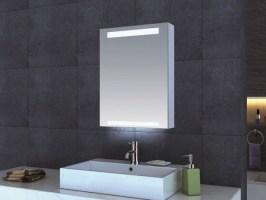Spiegelschrank Im Badezimmer Designs Fur Minimalistisches