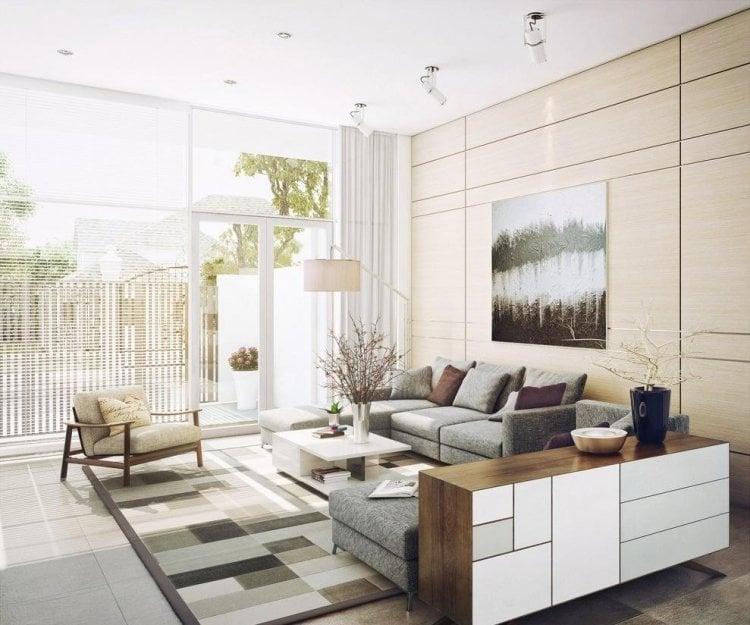 wohnzimmer beige wei ideen zum wohnzimmer einrichten in. Black Bedroom Furniture Sets. Home Design Ideas