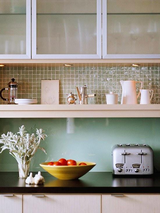 mosaikfliesen kuche glasmosaik rueckwand, küchenrückwand mosaik – home sweet home, Kuchen