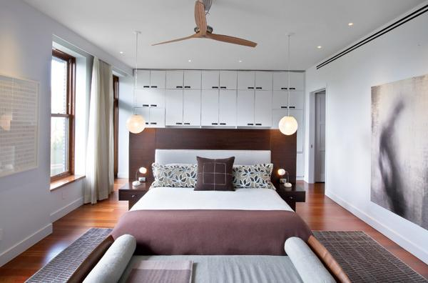25 Ideen fr attraktive Wandgestaltung hinter dem Bett