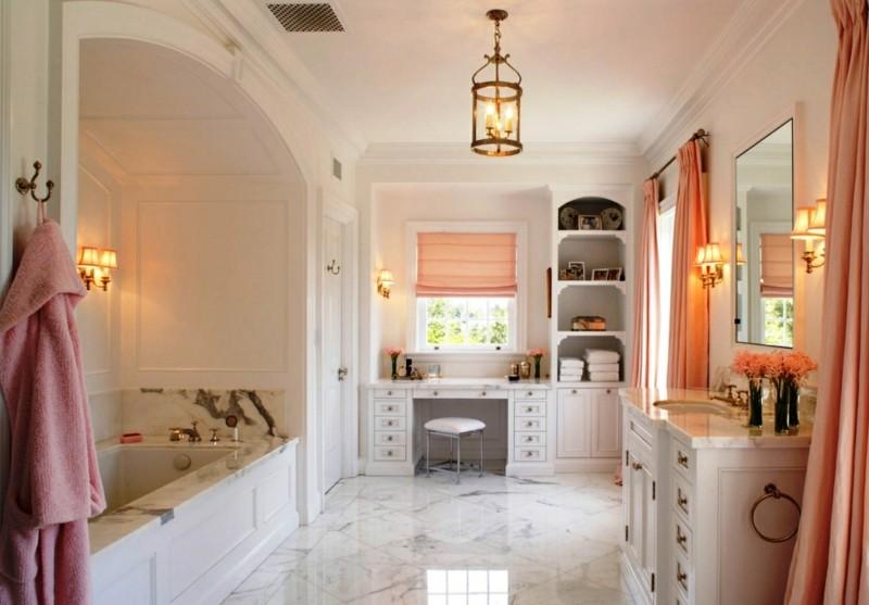 105 Wohnideen fr Badezimmer  Einrichtung Stile Farben  Deko