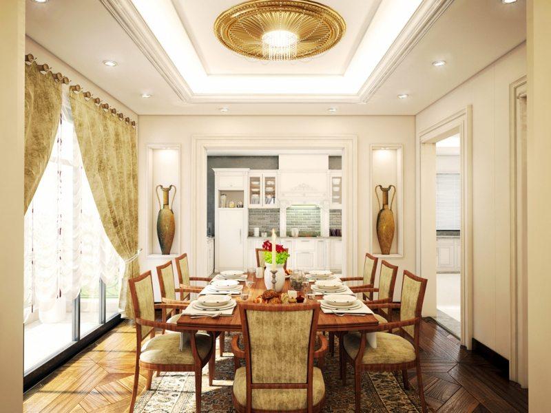 105 Wohnideen fr Esszimmer  Design Tischdeko und