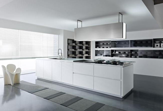 hochglanz lackierte kuchen von a cero spannend futuristiches, Möbel