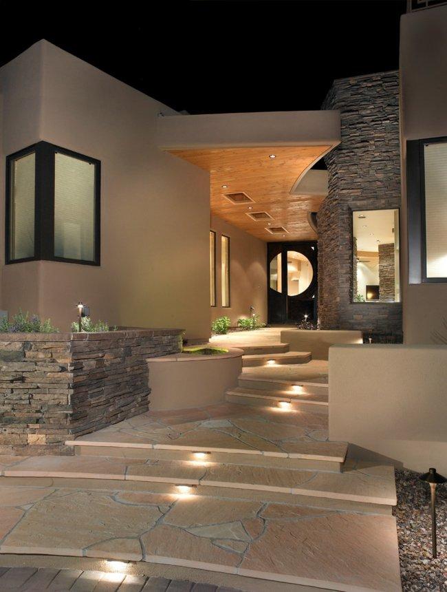 Moderne Dachterrasse Unterhaltungsmoglichkeiten | Möbelideen