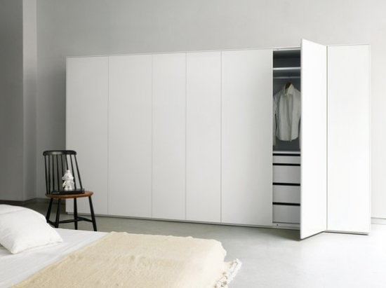 Managefree of charge closet designs in minimalist style