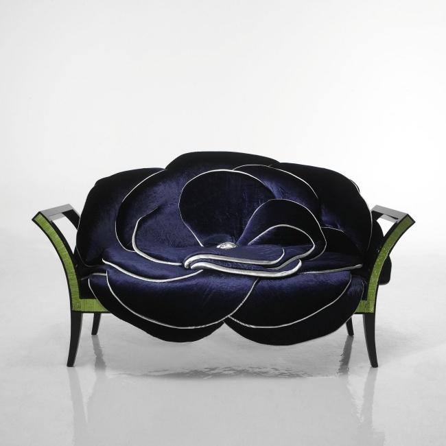 Extravagante Design Mbel in knstlerischer Optik von Sicis