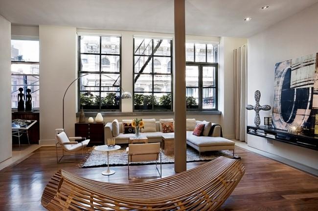 Wohnzimmer Design Ideen Modern Dunkle Farben Dekoideen