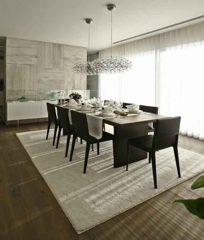 Beautiful esszimmer modern luxus ideas house design