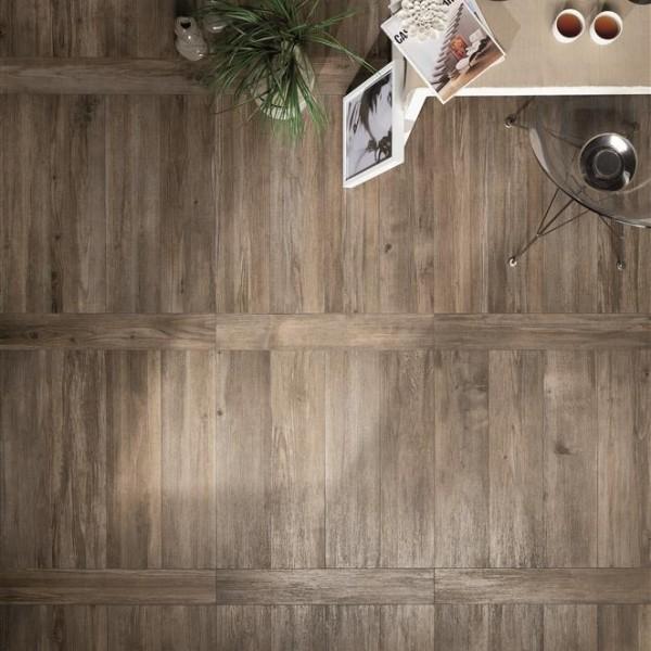 Fliesen in Holzoptik  warme Farbtne fr die moderne Einrichtung