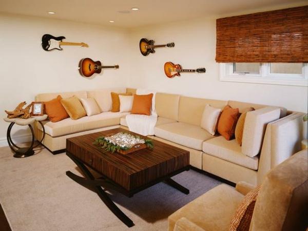 Design Farbgestaltung Wohnzimmer Beige Inspirierende Bilder ...