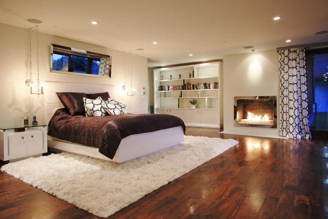 Gemtlichkeit zu Hause schaffen  Ein weicher Teppich zum Wohlfhlen