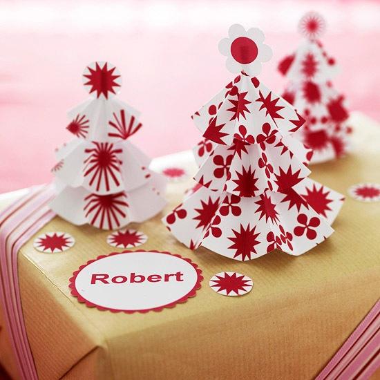 Lustige Deko fr Weihnachten aus preiswerten Materialien