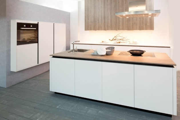 kuche kuchen modern l - boisholz, Kuchen
