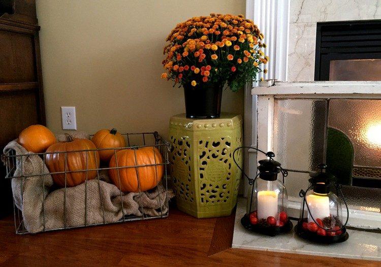 25 tolle Herbst Deko Ideen und Arrangements fr das Haus