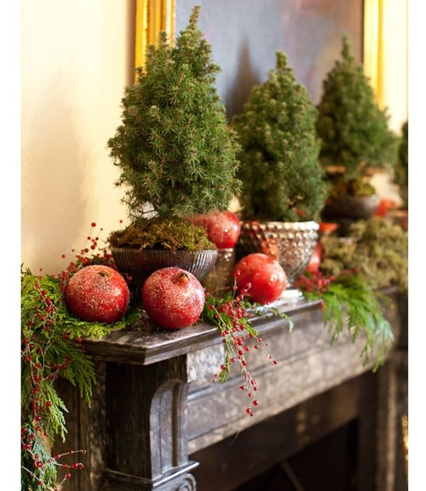 Wunderschne Advent und Weihnachtsdeko Ideen vom vorigen Jahr