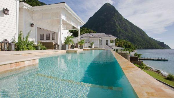 Top 10 der schnsten Hotel Pools mit herrlicher Aussicht der Welt