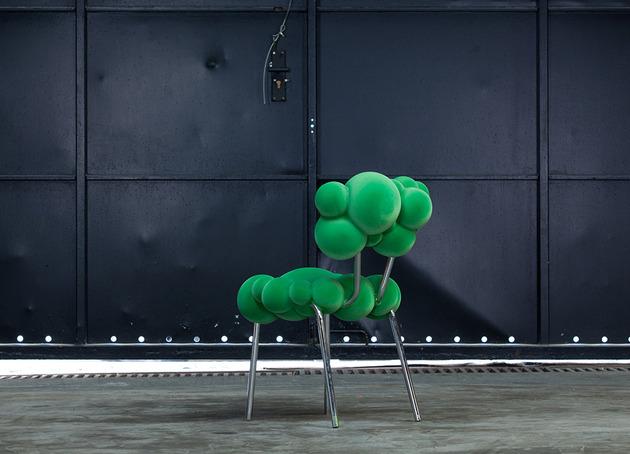 Einmalige Designer Mbel der MutationSerie von Maarten