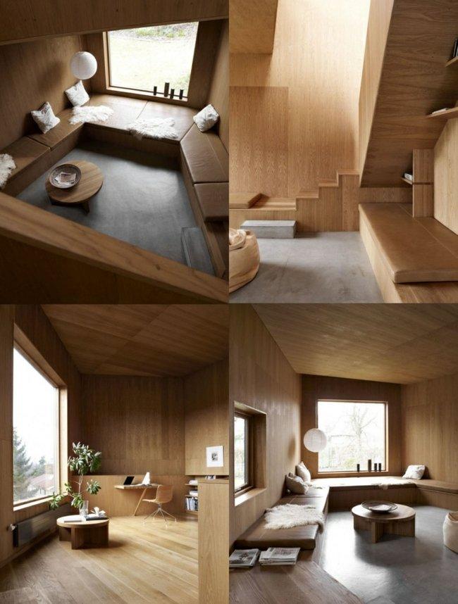 Einrichten mit Holz  die vielen Gesichter des Materials