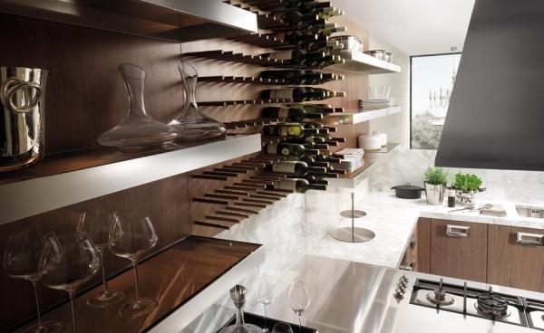 Die Barrique Design Kche  Der Traum von jedem WeinLiebhaber