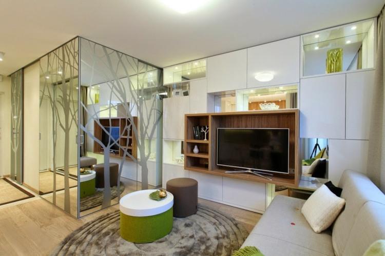 Kleine Wohnung einrichten  Tipps  Tricks fr optimale Raumnutzung