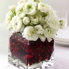 Living Room Flower Vases Tv Unit Modern Design Weihnachtstisch Dekorieren - Kleine Akzente Mit Großer Wirkung