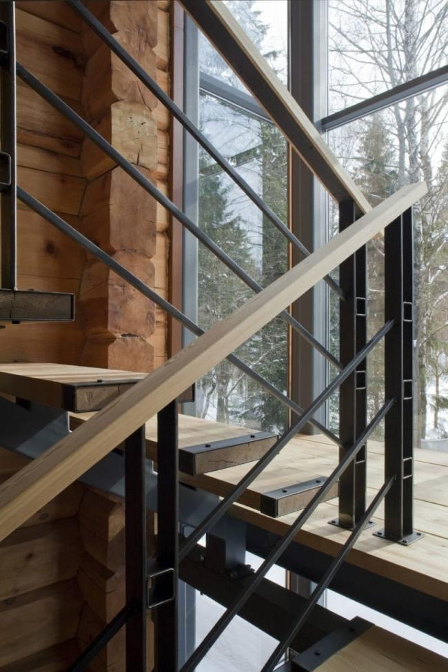 Landhaus moderne architektur  S Wohnen Architektur Landhaus Stil Moderne Architektur L - Cuisinebois