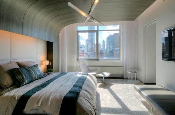 Futuristische Einrichtung  wie sieht das Interieur der Zukunft aus