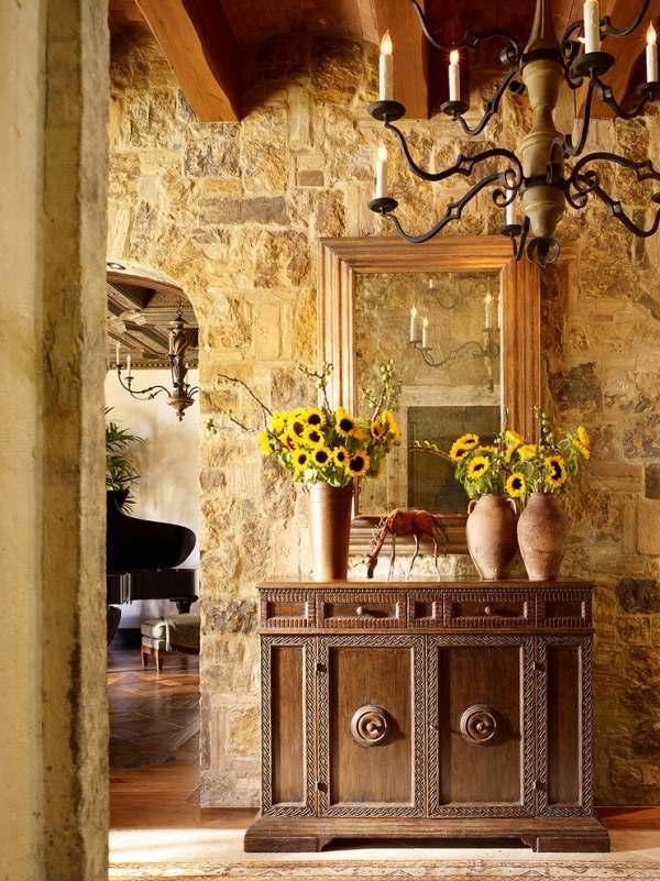 Das Haus mediterran dekorieren  das Aroma des Sdens ins Heim bringen