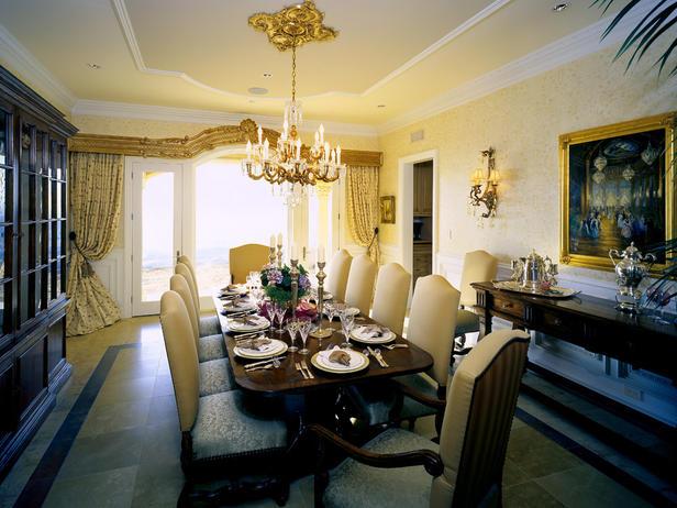 Einrichtung im viktorianischen Stil  Opulente und