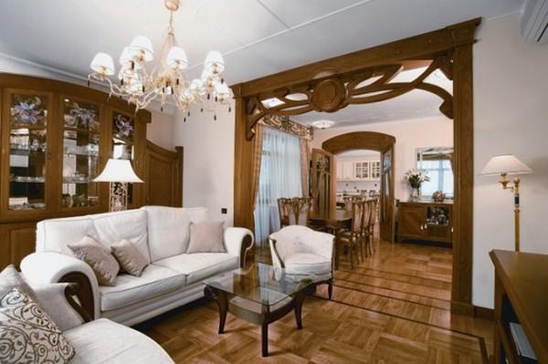 Merkmale vom Jugendstil  Art Nouveau Mbel und Deko
