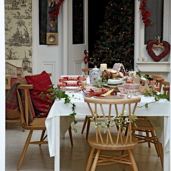 45 DekoIdeen fr den Weihnachtstisch  Ein frhliches Fest