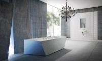 Freistehende Badewanne als zeitgenssischen Badezimmer ...