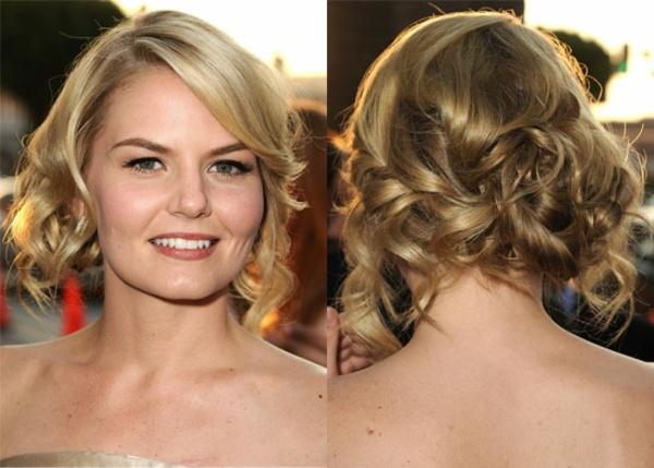 Die Schönsten Haar Frisuren Für Silvesterabend–glamouröse Hairstylings