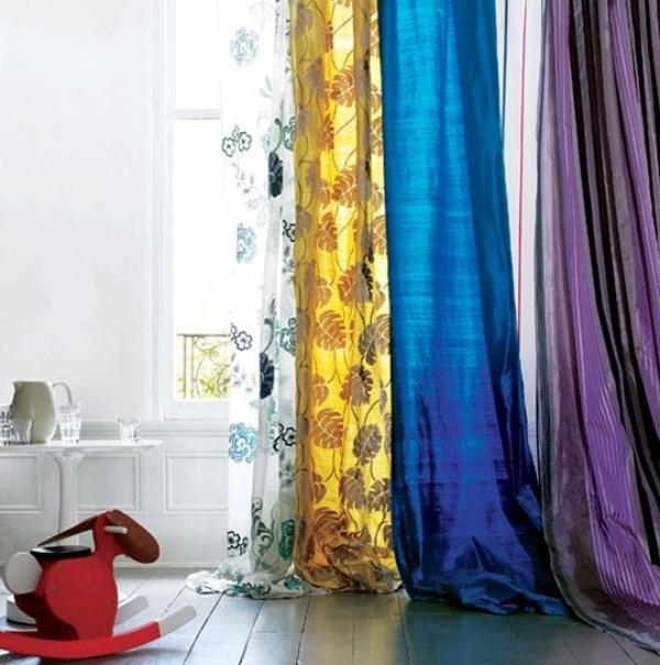 ideen fur gardinen und vorhange wohnlichkeit zu hause   möbelideen, Innenarchitektur ideen
