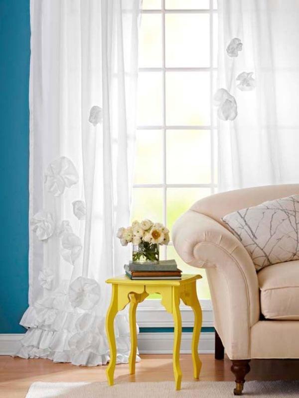 38 Ideen fr Gardinen und Vorhnge  Wohnlichkeit zu Hause